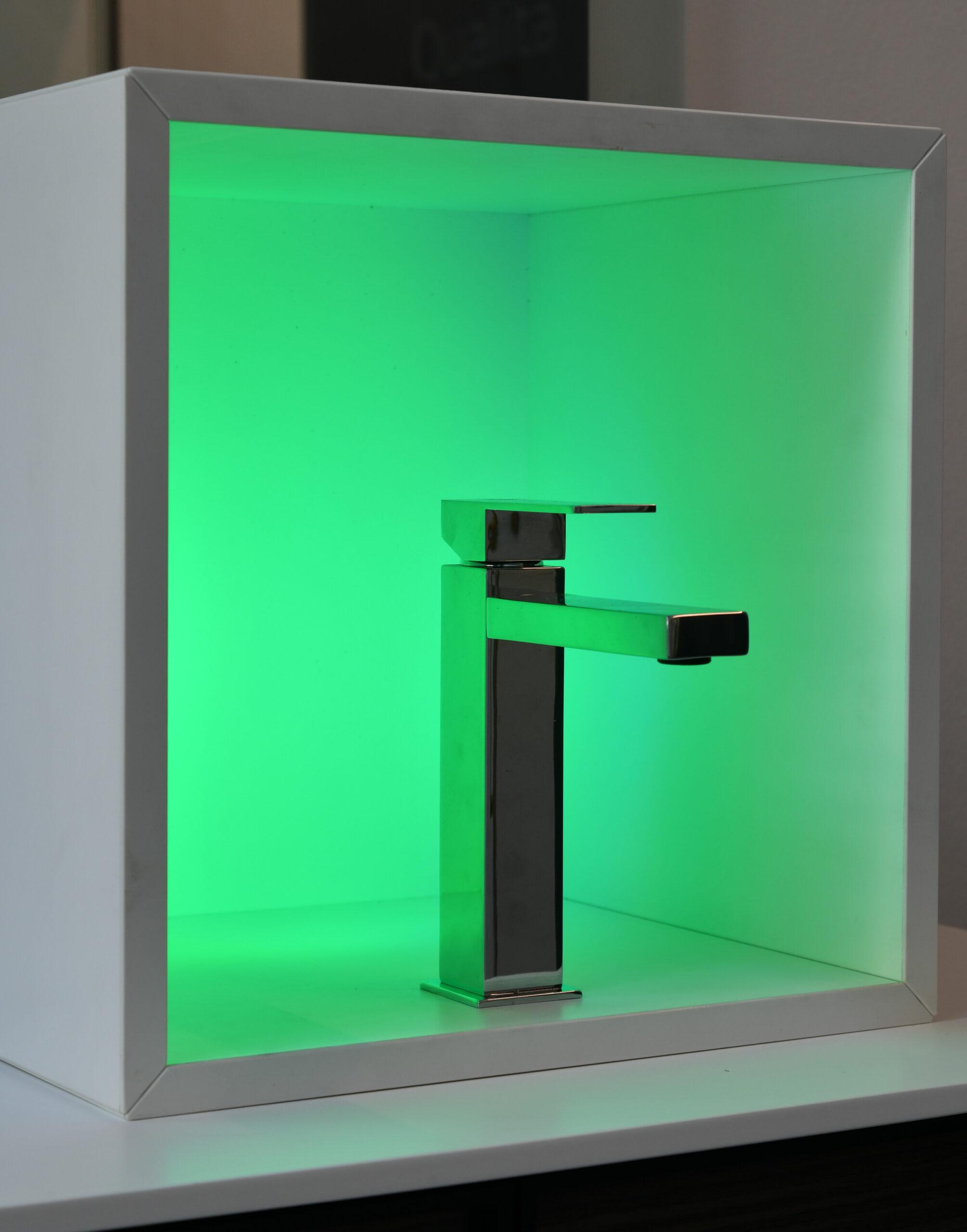 q-design sfondo verde